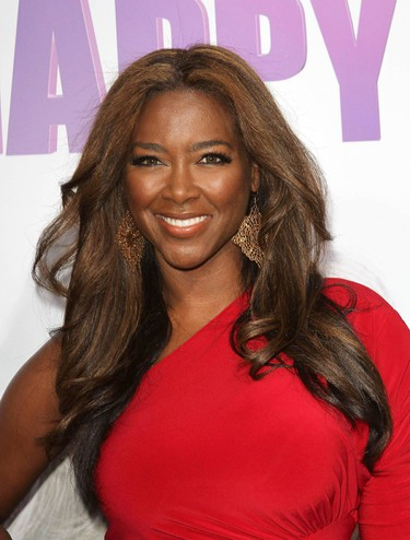 Kenya Moore Los Angeles Premiere of 'Tyler Perry's Madea's Big Happy Family' held At The Arclight Cinemas Hollywood, California (FayesVision/WENN.com)