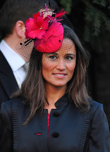 Kate's sister, Pippa Middleton. (REUTERS/Toby Melville/Files)
