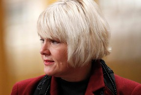 Cheryl Gallant has been re-elected as MP in the Valley riding. (File photo)