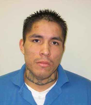 Rohn Abraham was sentenced to 30 months when he was convicted for trafficking in narcotics and for possession of property obtained by crime. He was later released on February 25, 2011 on statutory release. Abraham failed to abstain from alcohol and this resulted in his release being cancelled on April 27, 2011 and a Canada Wide Warrant being issued. (HANDOUT)