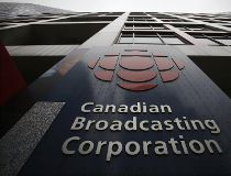 CBC headquarters in downtown Toronto.