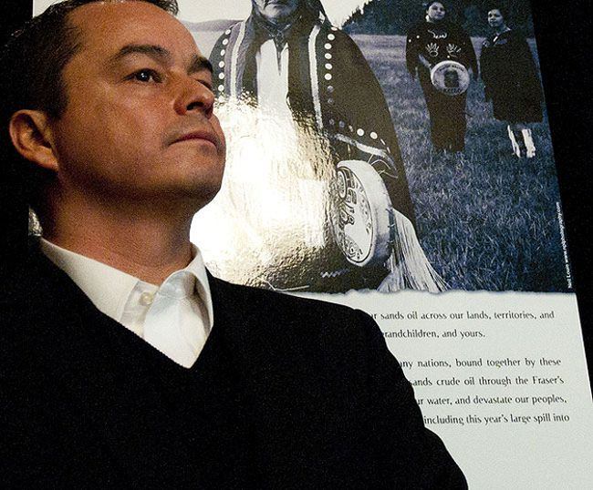 Assembly First Nation president Shawn Atleo. (CARMINE MARINELLI/QMI AGENCY)