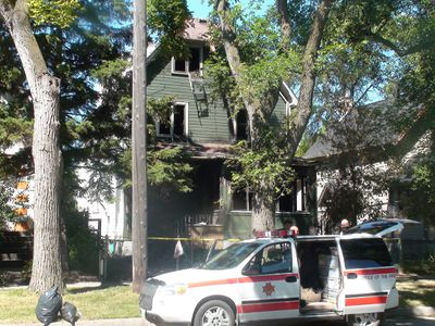 Lulonda Flett received a life sentence for setting fire to a rooming house on Austin Street in Winnipeg in July 2011, killing five people inside. She will be eligible for parole in about five years. (ROSS ROMANIUK/Winnipeg Sun)