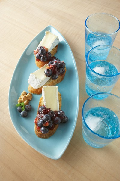 Get ready to fall in love with new condiment Blueberry Cranberry Relish, perfect with a favourite mild cheese or even on a sandwich. (Courtesy of the BC Blueberry Council)