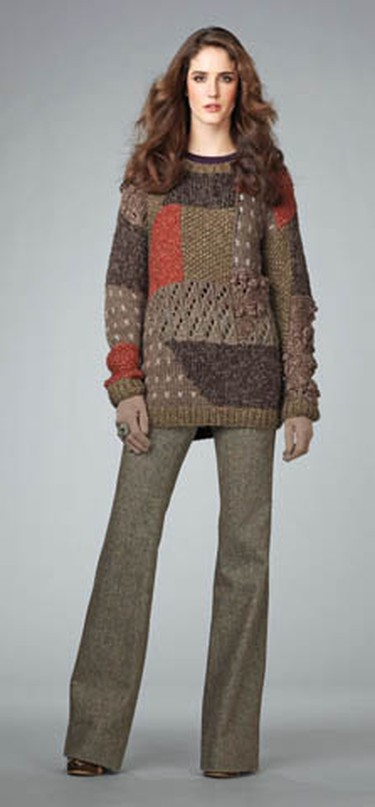 A piece from the fall-winter LINE collection. (Supplied)