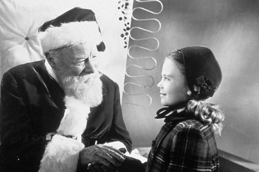 """BEST: """"Miracle on 34th Street"""" (1947). PLOT: Santa Claus comes to The Big Apple and shows a little girl how to believe in magic again. CRITICS SAY: Edmund Gwenn is everything we'd want Santa to be. This movie is a classic all the way."""