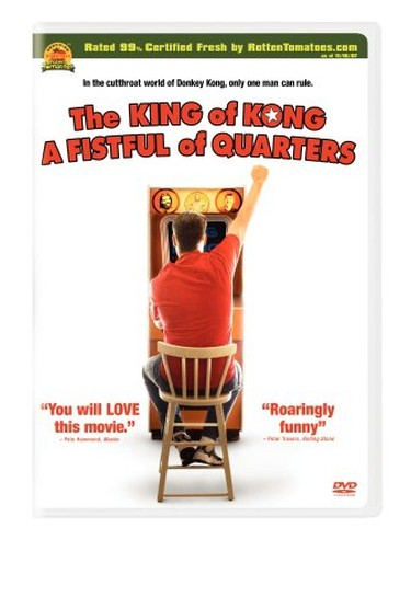 7. The King of Kong: A Fistful of Quarters.(from $6.10), Amazon.ca. (Supplied)