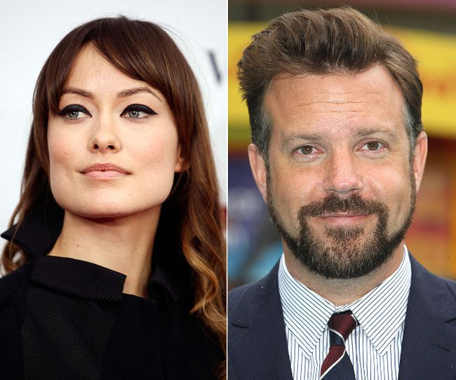 "Olivia Wilde and Jason Sudeikis (Reuters, <A HREF=""http://www.wenn.com"" TARGET=""newwindow"">WENN.COM</a>)"