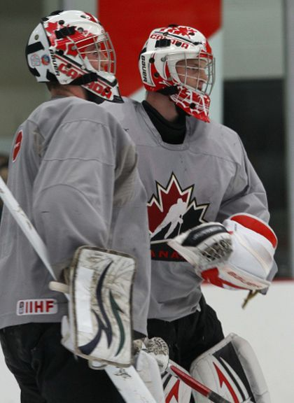 Tending to Canada's goalie crisis