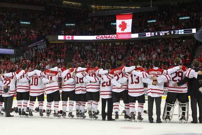 Tough for Team Canada to say good-bye
