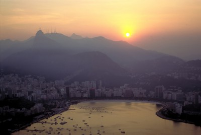 Rio de Janeiro, Brazil There are big events in store for Rio, with the 2016 Summer Olympics and the 2014 FIFA World Cup in the works, and it's no wonder why this city was chosen. Surrounded by mountains, home to miles of white-sand beaches and rainforests, Rio is also home to a bustling night life, world famous carnivals and the Christ the Redeemer statue, named one of the New Seven Wonders of the World. (SHUTTERSTOCK)