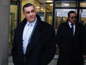 Christopher Quigley alleges he was beaten by Toronto Police officers. (CRAIG ROBERTSON/Toronto Sun files)
