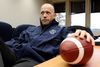 Jonathan Himebauch, hired by the Argos to run their offence next season, quit the team Wednesday to accept a coaching job with Wake Forrest. (CRAIG ROBERTSON/ Toronto Sun)