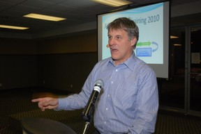 """AUPE president Guy Smith said provincial health workers """"do not feel valued by their employer."""" (EDMONTON SUN/File)"""