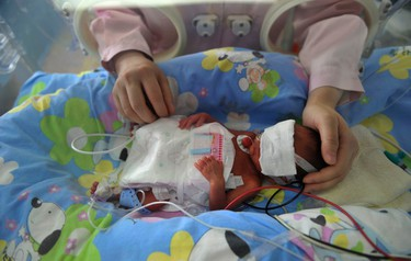 Two premature babies died in 2010. Another child died as a result of Sudden Infant Death Syndrome.