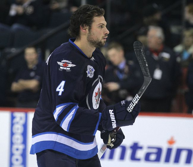 Jets Bogosian back soon