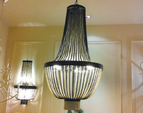 Strapping a few pearls around an ornament can really spice up the style in your home. Cheryll Gillespie/Special to QMI Agency