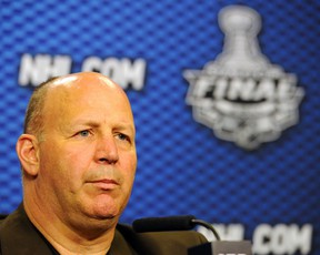 Boston Bruins' head coach, Claude Julien, has been named head coach for Zdeno Chara's team at the NHL All-Star game. (ERIC BOLTE/QMI Agency)