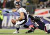 The Denver Broncos are in the market for a quarterback to push or replace Tim Tebow. (REUTERS)