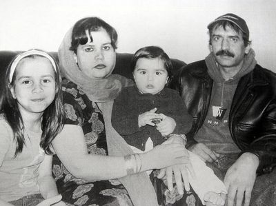 Hamid Farooq (r) is shown in an undated photo. His family died in a fire in Winnipeg on Jan. 24, 2012. (Handout)