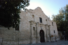 The Alamo, San Antonio's most famous attraction, saw service as both a mission and a fort. (Wayne Newton/QMI Agency)