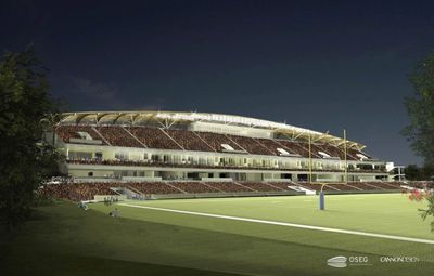 Feb. 7, 2011 -- LOWRES Ottawa Sports and Entertainment Group and the City of Ottawa unveiled images of the revised redevelopment plan for Lansdowne Park Tuesday. OSEG/CITY OF OTTAWA