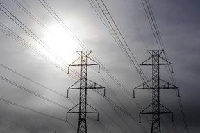 Albertans pay the highest power rates in the country, and some critics blame deregulation. (EDMONTON SUN/File)