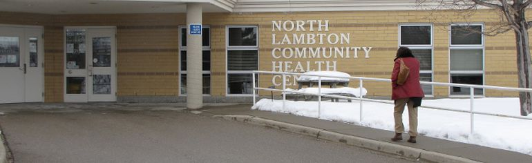 North Lambton Community Health Centre (PAUL MORDEN, The Observer)