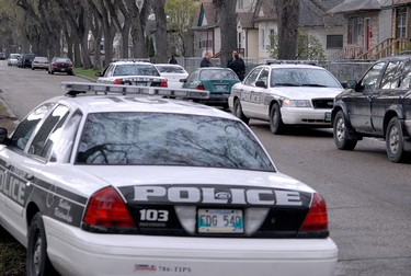Police were called to a home in the 800-block of Home Street May 1, 2012 to investigate what was being called a suspicious death. (COURTESY OF STAN MILOSEVIC)