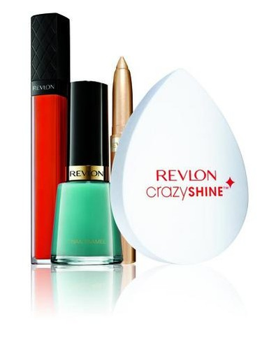 Gucci Westman's Escapsim Spring/Summer Collection for Revlon: Think tanned skin, blue waters and corals – simply beautiful. This collection includes Colorburst lip gloss available in four shades, nail enamel in five shades, Gold Eyeliner Highlighter and Crazy Shine Nail buffer, ($10.50, $5.95, $9.95, $5.95) Drugstores across Canada.