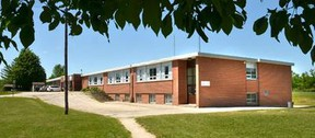 Derby Public School in Kilsyth is one of three schools under review by the Bluewater District School Board . WILLY WATERTON/OWEN SOUND SUN TIMES/QMI AGENCY