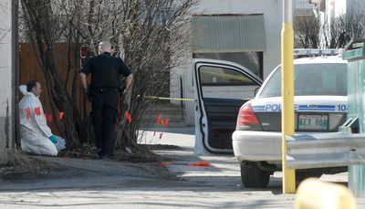 The body of Carolyn Marie Sinclair, 25, was found March 31, 2012 near a trash bin in the lane behind the 700-block of Notre Dame Avenue. Her family said they hadn't seen or spoken to her since Dec. 13, 2011. Winnipeg police allege Shawn Cameron Lamb, 52, killed her Dec. 18, according to court records. (Courtesy Stan Milosevic)