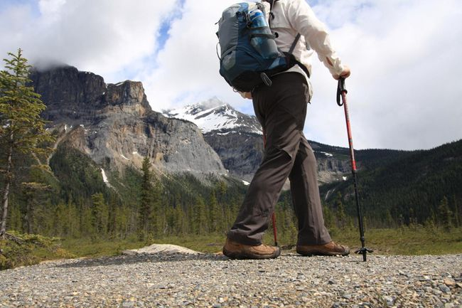 Visitors to B.C.'s Kootenay Rockies will find trails for hikers of all ability levels, including an easy hike around Emerald Lake in Yoho National Park.  TRACY McLAUGHLIN PHOTO