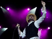 Gord Downie of Tragically Hip