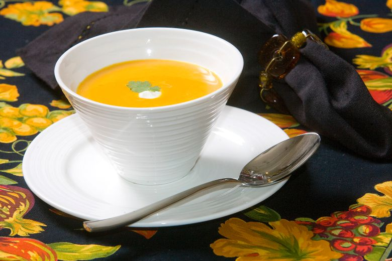 Good as gold: Curried squash and carrot soup | Eat | Life | Toronto ...