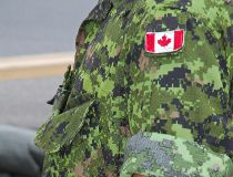 Canadian soldier