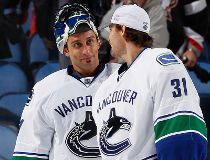 Luongo trolls Canucks; Kassian ejected for vicious hit