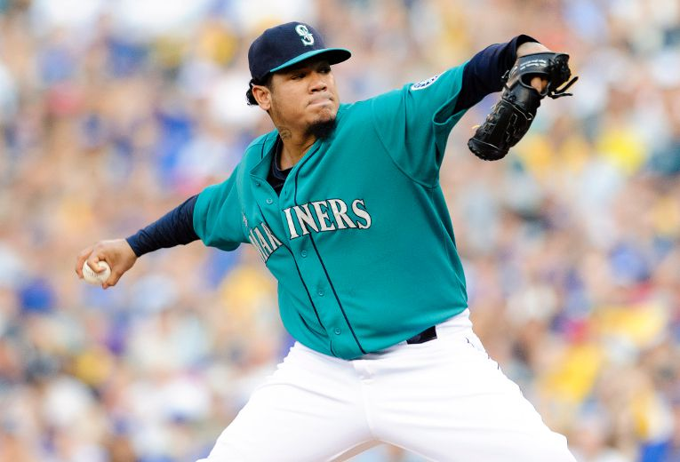 Even to Blue Jays manager, Felix Hernandez is the King