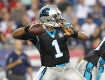 Panthers' Cam Newton looks ready for opener