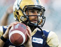 Ex-Bombers QB Max Hall charged with shoplifting, drug possession