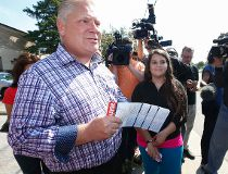 Doug Ford hits the campaign trail_6