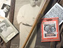 Babe Ruth FILES Sept. 22/14