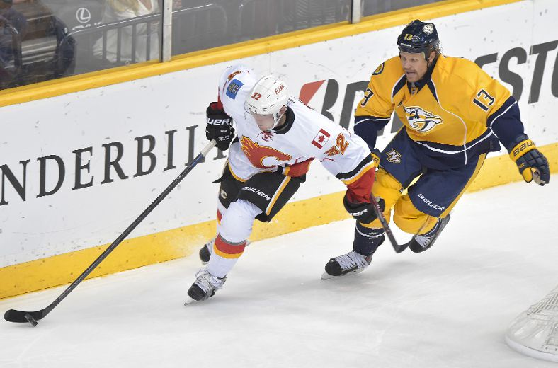Olli Jokinen happy to have found a home in Nashville after leaving Jets