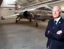 Wing Commander Ken Lett CF-104 Starfighter Air Force Museum Military Museums