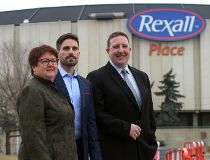 Future of Edmonton's Rexall Place in the hands of a committee
