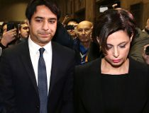 Jian Ghomeshi leaves College Park courts_3