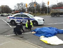 Cyclist struck, killed at Clyde Ave.