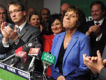 Calgary-Fish Creek MLA Heather Forsyth will take over as interim leader of the Wildrose Opposition.