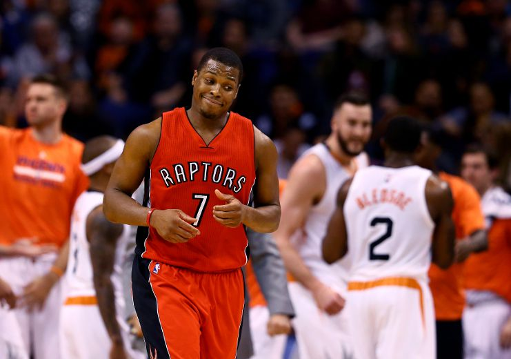 Raptors' Kyle Lowry wins Eastern Conference Player of the Month honour.