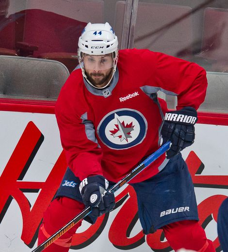 Bogosian will be back in Jets lineup against Coyotes